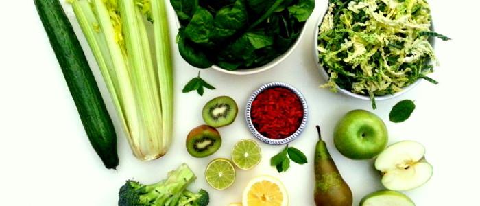 ingrediënten vitamines en mineralen