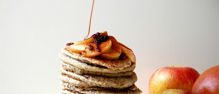 gezonde-American-pancakes
