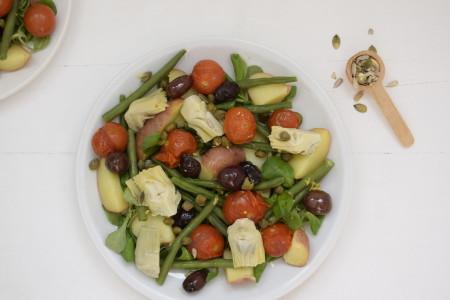 Mediterraanse-salade