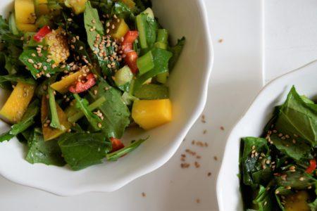 raapstelen salade