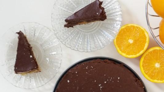 chocolade-moussetaart-met-sinaasappel