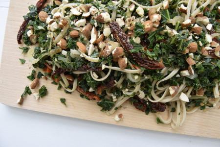 spaghetti-met-boerenkool