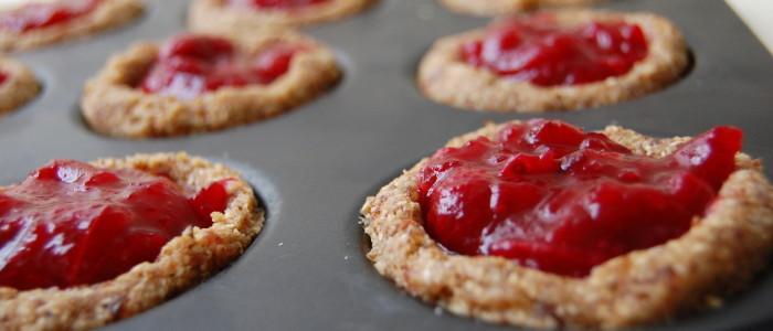 cranberry-taartjes