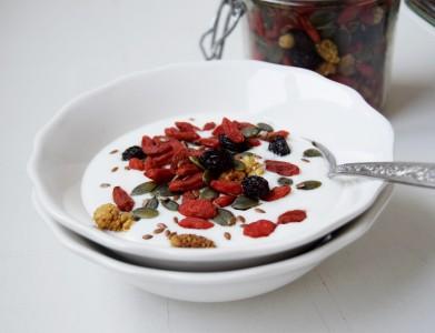 fruitmix-met-yoghurt