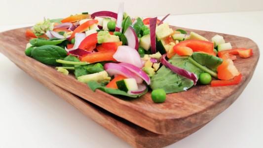 groene-salade-met-limoen