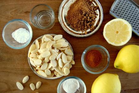 ingrediënten-gezonde-bitterkoekjes