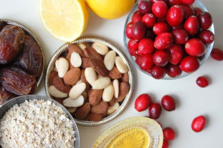 ingrediënten-cranberry-taartjes