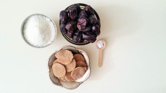 ingrediënten-gezonde-dadeltaart