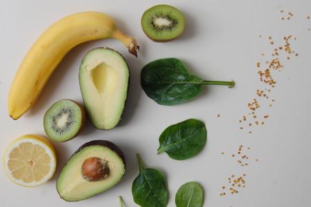 ingrediënten-groene-smoothie