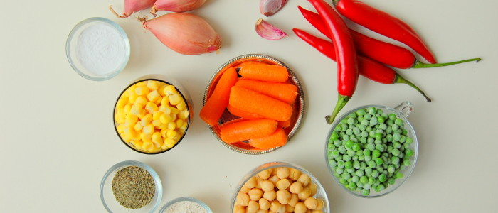 ingrediënten-groenteburger