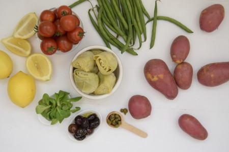 ingrediënten-mediterraanse-salade