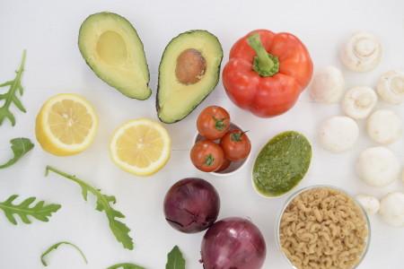 ingrediënten-pasta-pesto