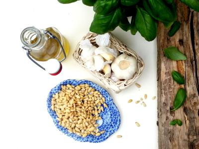 ingrediënten-pesto