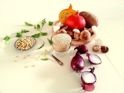 ingrediënten-quinoa-risotto