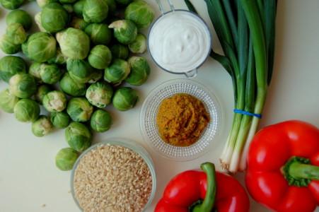 ingrediënten-kokos-curry-met-spruitjes