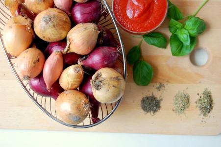 ingrediënten-tomatensaus