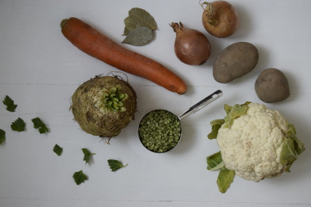 ingrediënten-vegan-snert