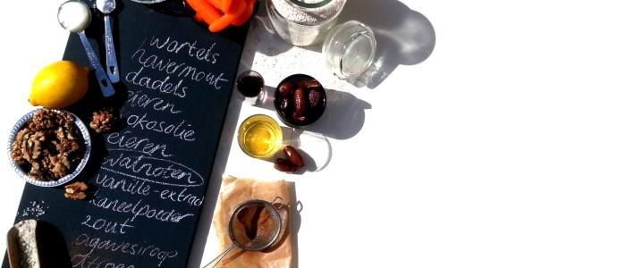 ingrediënten-worteltaart