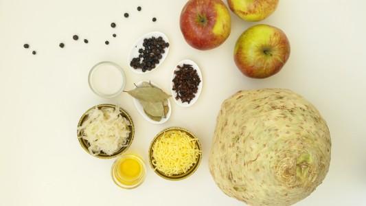 ingrediënten-zuurkoolovenschotel