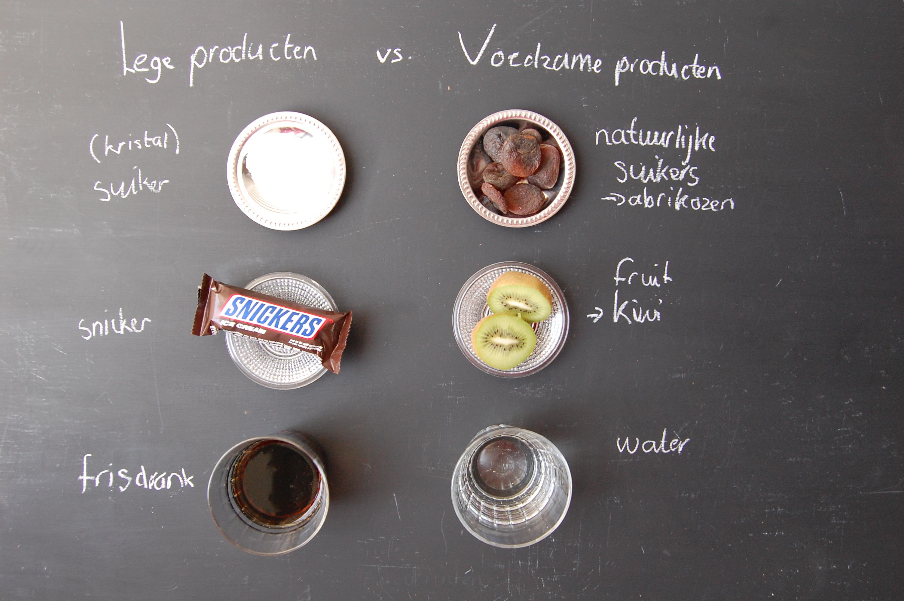 recepten voor gezonde maaltijden