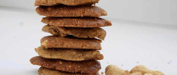 gezonde-pindakaas-koekjes