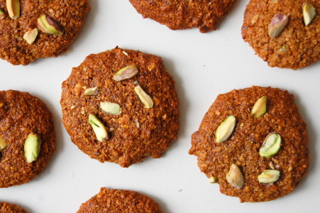 pistachenoot-koekjes