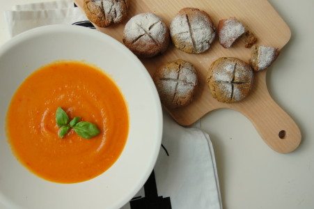 linzenbrood-met-zoete-aardappelsoep